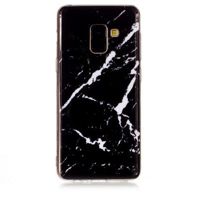 Marbled Phone Case for Samsung A 6
