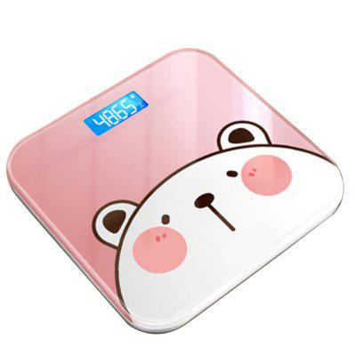 Battery type precision electronic scale household weight scale LCD display