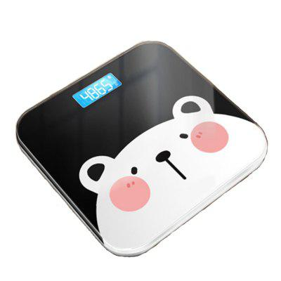 Rechargeable Precision Electronic Scales Household Weight Scale LCD Display