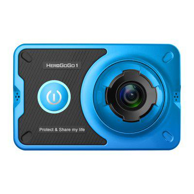 HeroGoGo1 Professional Security Guard Sports Camera One-click Capture Image