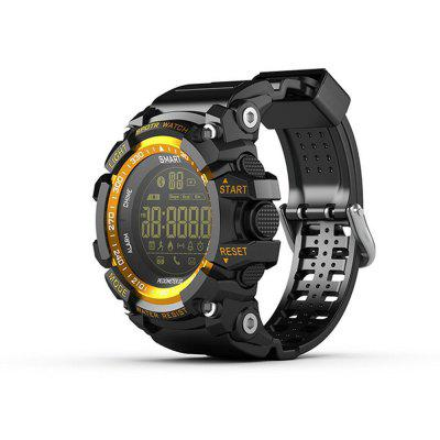 Intelligent Waterproof IP68 Heart Rate Monitor Bluetooth 4 Outdoor Sports Watch