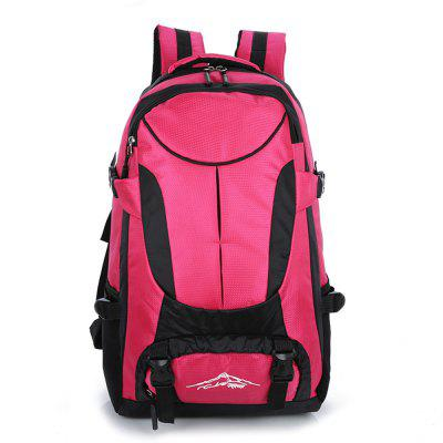 Outdoor Backpack Mountaineering Bag Male Travel Backpack Female Hiking Bag