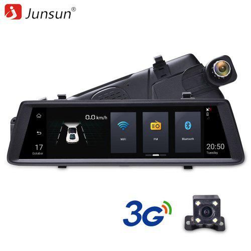 Junsun A900 Car DVR Camera 3g Android 5.0 Video Recorder Dual Lens FHD 1080p GPS