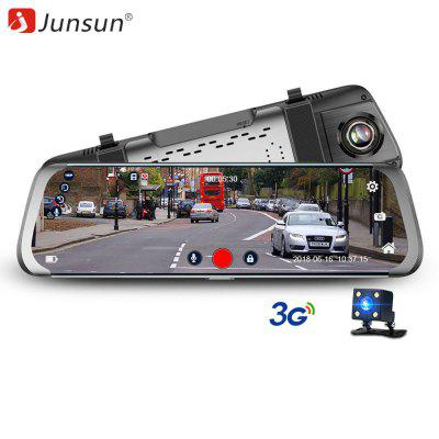 JunsunA920 3G Car DVR Stream Rear View Mirror Video Camera  Android 5.1 Dash cam