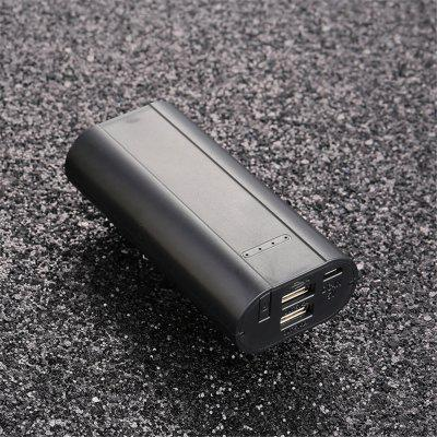 Soshine E4C fast charging Power Bank for 18650 battery USB Charger