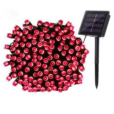 LED Solar String Light 12M IP65 Waterproof Garden Light 100LED