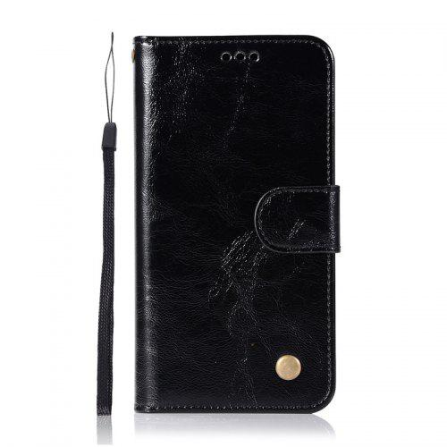 Premium PU Leather Flip Wallet Case for Samsung Galaxy J5 Prime / On5 2016
