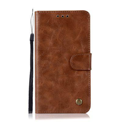 Premium PU Leather Flip Wallet Case for Samsung Galaxy Note 5