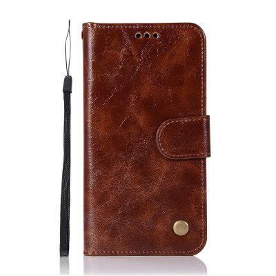 Premium PU Leather Flip Wallet Case for Samsung Galaxy Xcover 4 / G390F
