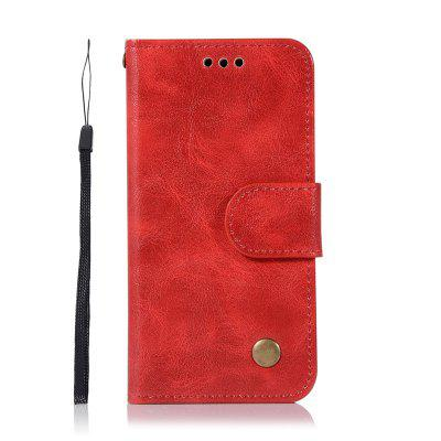 Premium PU Leather Flip Wallet Case for iPod touch 5 / 6