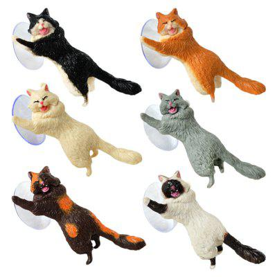 Funny Lovely Cat Animal Universal Téléphones Stents