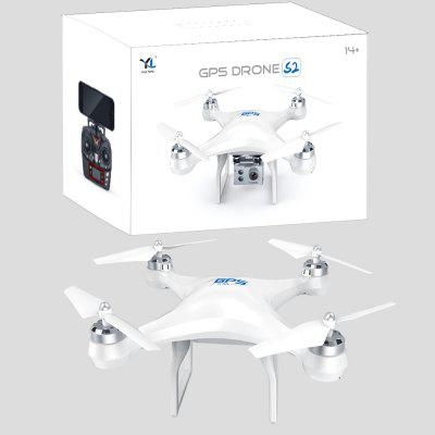RC Quadcopter With GPS RC Flying Drones For Adults and Kids With Auto Return
