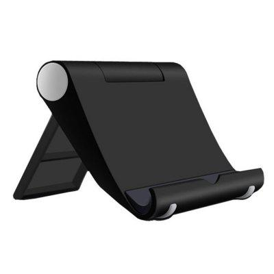 360-Degree Foldable Universal Vehicle Navigation Flat-Panel Mobile Phone Bracket