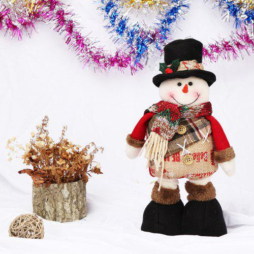 Christmas Retractable Old Man Doll Non-Woven Hanging Ornaments Sale, Price  & Reviews | Gearbest