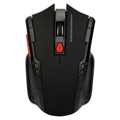 Mouse wireless 2.4GHz Optical Gamer Nuovo gioco Mouse wireless con ricevitore USB