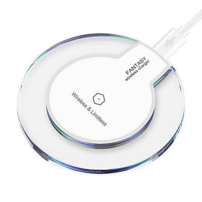 Minismile Ultra-thin Standard Wireless Charger for iPhone Xs / Xs Max / XR