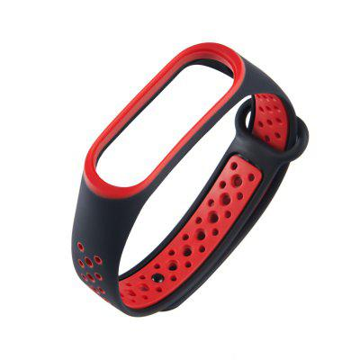 TPU Watch Band Wristband Sports Bracelet for Xiaomi Mi Band 3