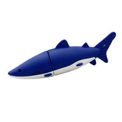 Blue Shark USB 2.0 Flash Drive