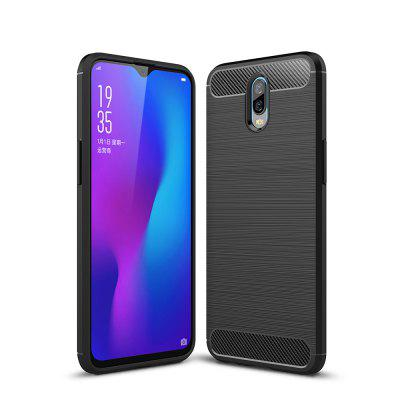 Carbon Fiber Phone Case for Oppo R17
