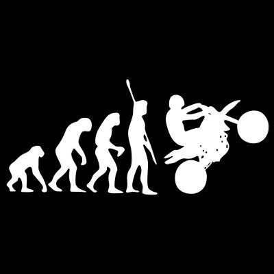 Evolutionary Characters Creative Characters Funny Car Decal Stickers Removable