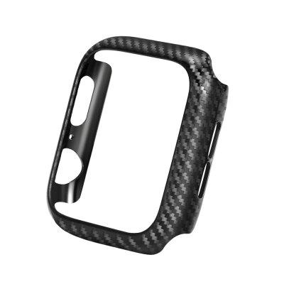 Für Apple Watches Watch 4 Generation Carbon PC Watch Protective Shell