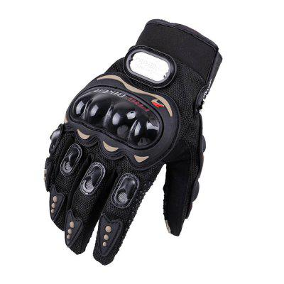Motocross Racing Gloves Accessories Custom Motorcycle Riding Gloves Full Finger