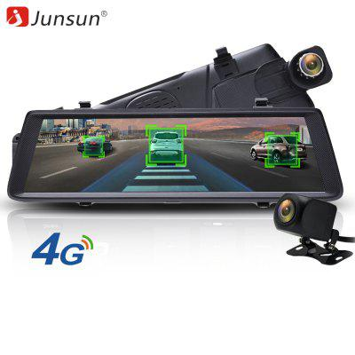 Junsun A900P ADAS Car DVR Camera 4g Android Video Recorder Dual Lens FHD 1080p G
