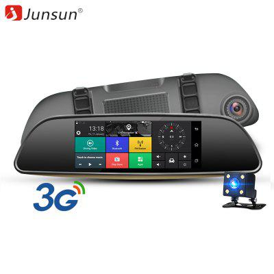 Junsun E515 Car DVR 3G Mirror  Dash Cam Full HD 1080P Video Recorder Camera