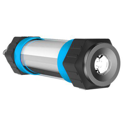 6IN1 Camping Led Flashlight Torch SOS Mosquito Repellent 2600mAh Power Bank