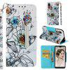 New Full Painted Leather Case For Huawei P20 P20 Pro Magnetic Flip Wallet Cover - MULTI-C