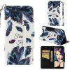 Fashion Leather Case For Samsung Galaxy J6 Plus Magnetic Flip Wallet Cover - MULTI-G