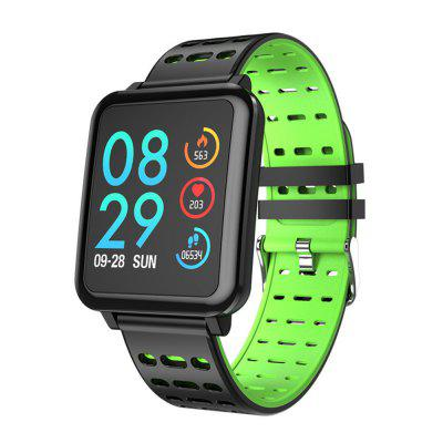 Color Screen SSmart Fitness Tracker Sleep Heart Rate Monitoring Watch