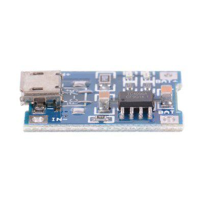 TP4056 5V 1A Micro USB Charger Module 18650 Lithium Battery Charging Board