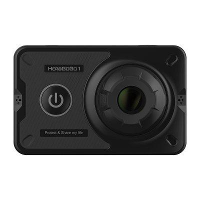 HeroGoGo1 Professional Security Guard Sports Camera Image