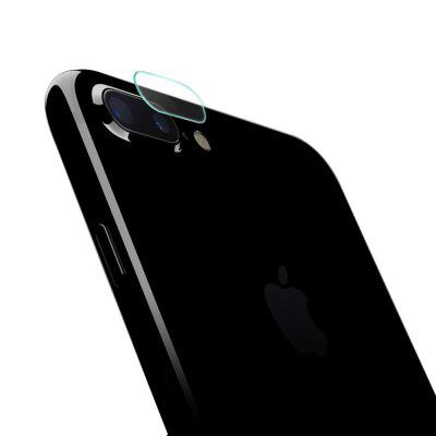 5D Camera Lens Full Tempered Glass Screen Protector Film for iPhone 8 / 7 Plus