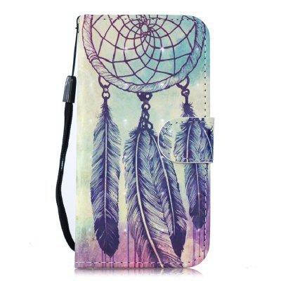 for NOKIA 7 PLUS  PU Wallet Protective Case 3D Painted Leather Case