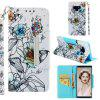 Wallet PU Leather Case For Samsung Galaxy Note 9 Magnetic Book Style Flip Cover - MULTI-C