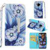 Flip Magnetic Phone Case For Samsung Galaxy S9 Card Holder Folio Wallet Cover - MULTI-B