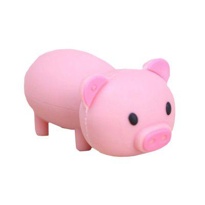 Pink  USB 2.0 Flash Drive 8G