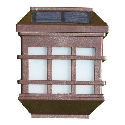 XY5180112 Solar pane light warm light