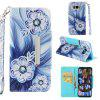 New Painted Leather Case For Samsung Galaxy S8 Plus Magnetic Folio Wallet Cover - MULTI-B