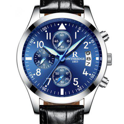 Multifunctional Luminous  Business Quartz Watch