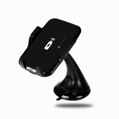 Wireless Charger Car Phone Holder for iPhone XS Max XR 8 Plus Samsung S9 S8 S7