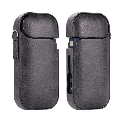 Cowhide Machine Set for Iqos Electronic Smoke Case