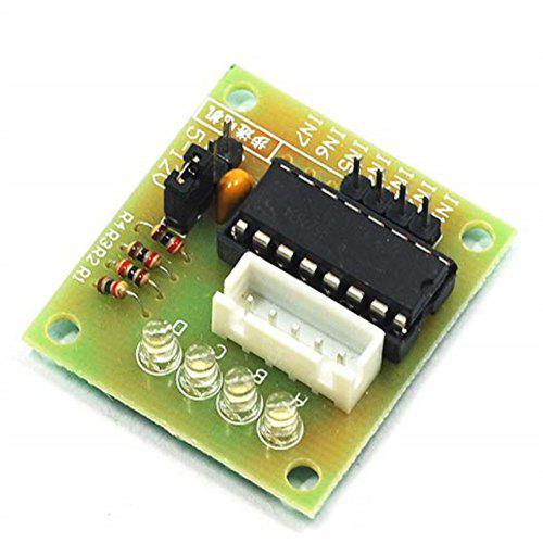 Five-Wire Four-Phase Stepper Motor Driver Board /Driver Board(ULN2003)Test