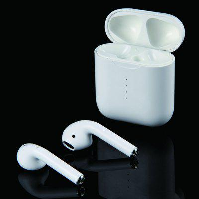 i10 TWS Mini Wireless Bluetooth 5.0  Earbuds with 3D Stereo Sound Built-in Mic