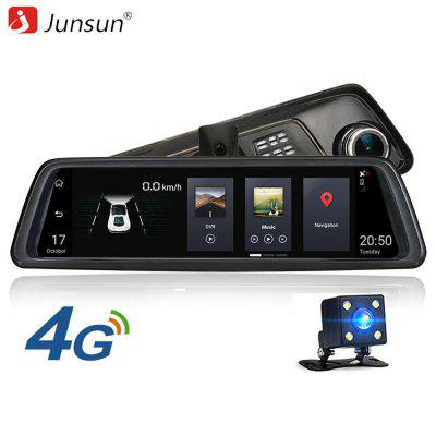 Junsun K759 4g Mirror Car DVR Camera Full Touch Android Special Mirror GPS FHD 1
