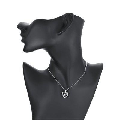 Love in Series Romantic Light Projection Necklace