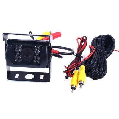 ZIQIAO CCD 120 Degree Rear View Camera Waterproof Night Vision for Bus