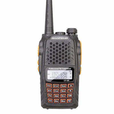 Baofeng UV-6R Walkie Talkie Two Way Radio Dual Band Vhf Uhf UV6R Walkie Talkie